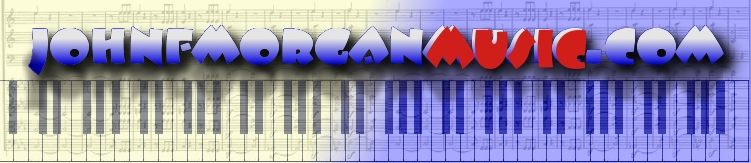 John F. Morgan Music Logo